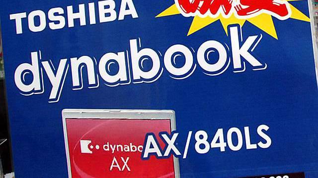 Toshiba treibt Sparprogramm voran