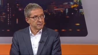Thumb for '«Ich stelle mich der Herausforderung»: Urs Hofmann zu seinem bevorstehenden Polit-Ruhestand'