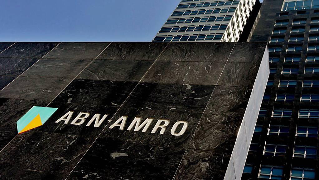 Eine in einer Reihe von vielen Banken unter Geldwäsche-Verdacht - die niederländische ABN Amro. (Archivbild)