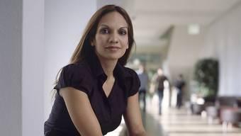 Moderatorin Anna Maier ist wieder Single (Archivbild).