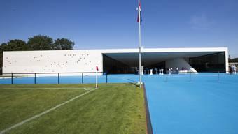 Eröffnung des FCB-Campus in Basel