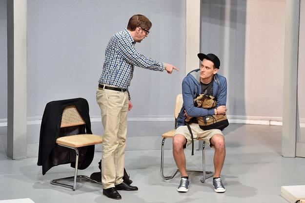 «Zorn» im Stadttheater Olten
