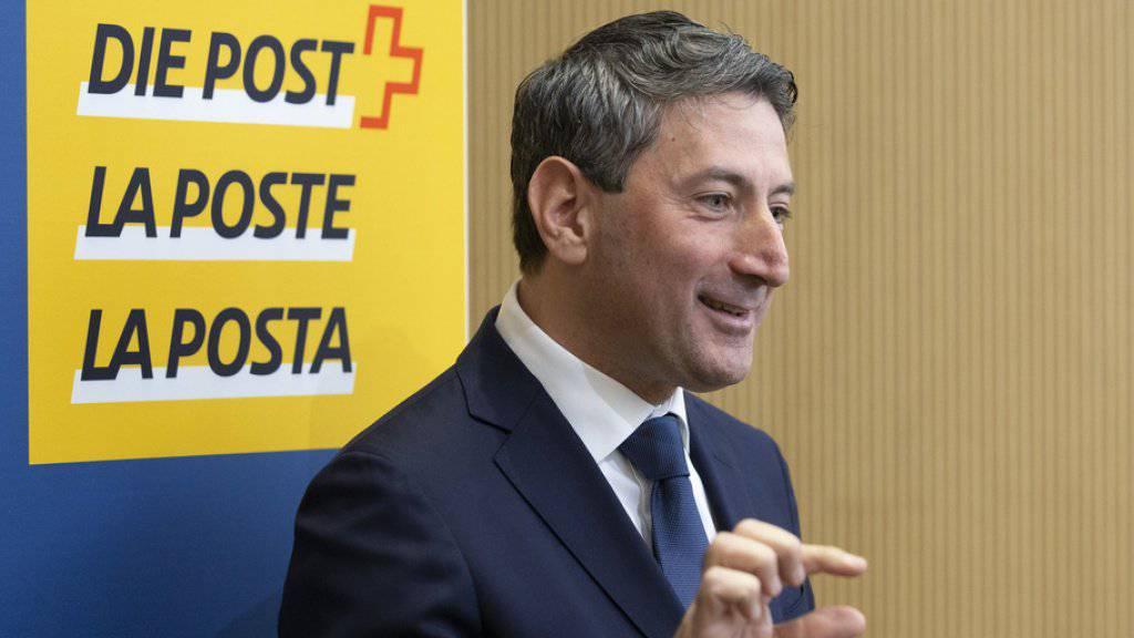 Neuer Post-CEO Roberto Cirillo will «Gene der Post» kennenlernen