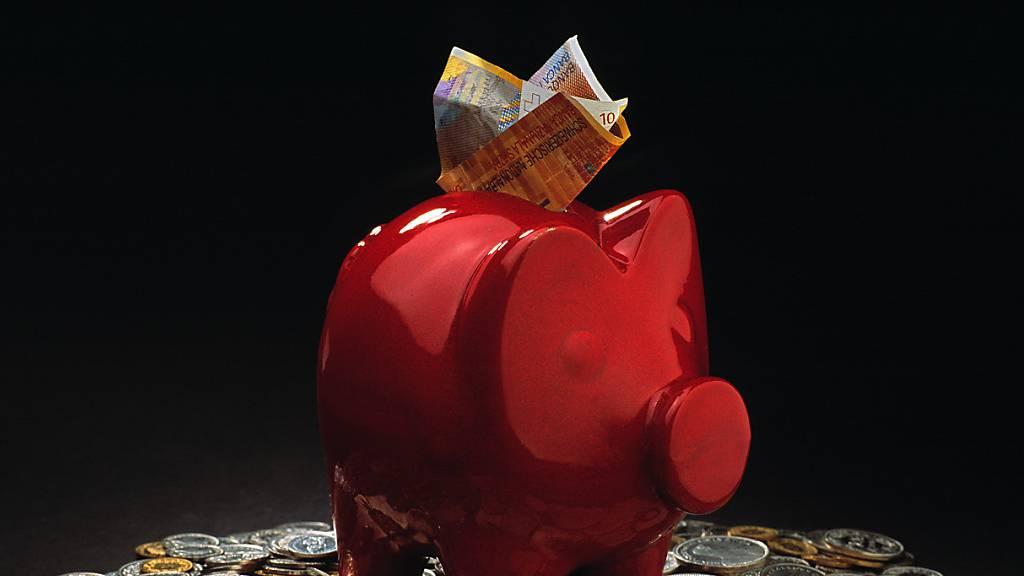 Die Schweizer Pensionskassen haben im November von der starken Erholung der Börsen profitiert. (Archiv)