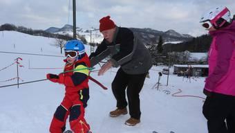 Skilift Gsahl in Hauenstein-Ifenthal