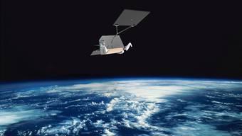 Über 600 Satelliten wie diese sollen auch abgelegene Orte mit Internet versorgen – gefertigt werden sie mit Schweizer Know-how.
