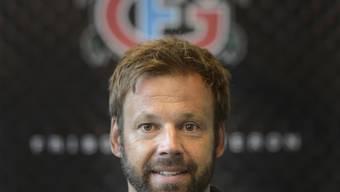 Trainer Gerd Zenhäusern mit Fribourg in der Champions Hockey League schon chancenlos