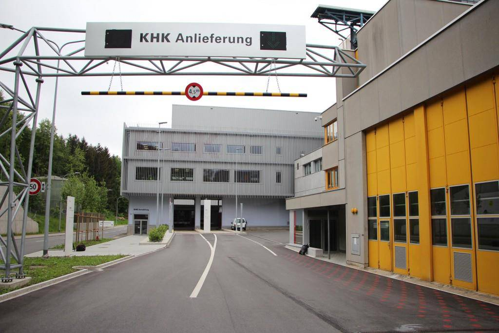 Rundgang im KHK St.Gallen (© FM1Today/Dario Brazerol)