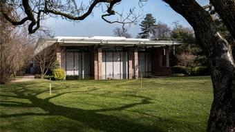 Mitten im Grünen: Die Fondation Beyeler in Riehen.