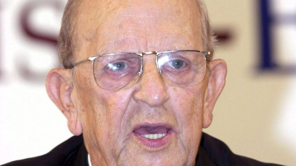 Missbrauchte gemäss einer Untersuchung seiner Kongregation rund 60 Minderjährige: Marciel Maciel (1920-2008), Gründer des katholischen Ordens Legionäre Christi. (Archivbild)