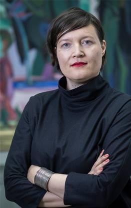 Nina Zimmer (45) ist seit zwei Jahren Direktorin des Kunstmuseums und des Zentrums Paul Klee in Bern. Monika Flueckiger