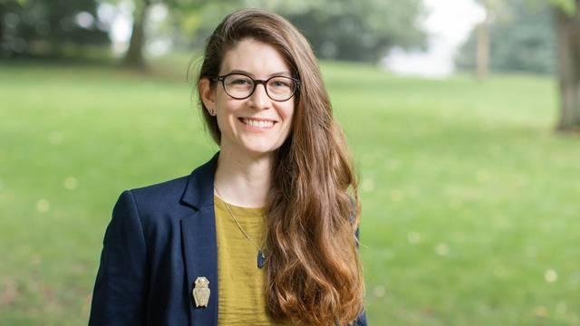 NAB-Award 2018: Stephanie Haensler aus Ennetbaden erntet für ihre Kompositionen viel Anerkennung