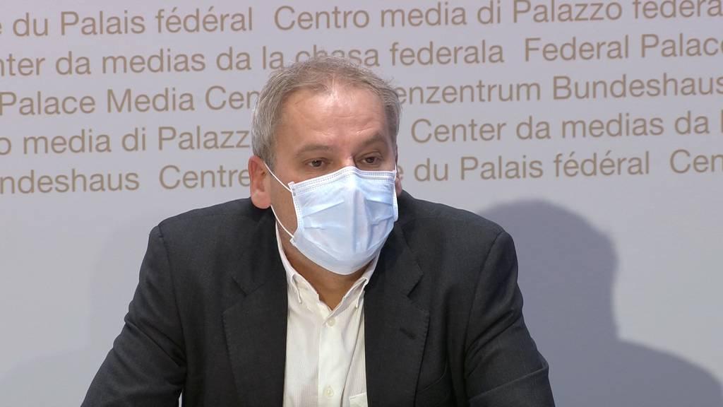So breiten sich die Virus-Mutationen in der Schweiz aus