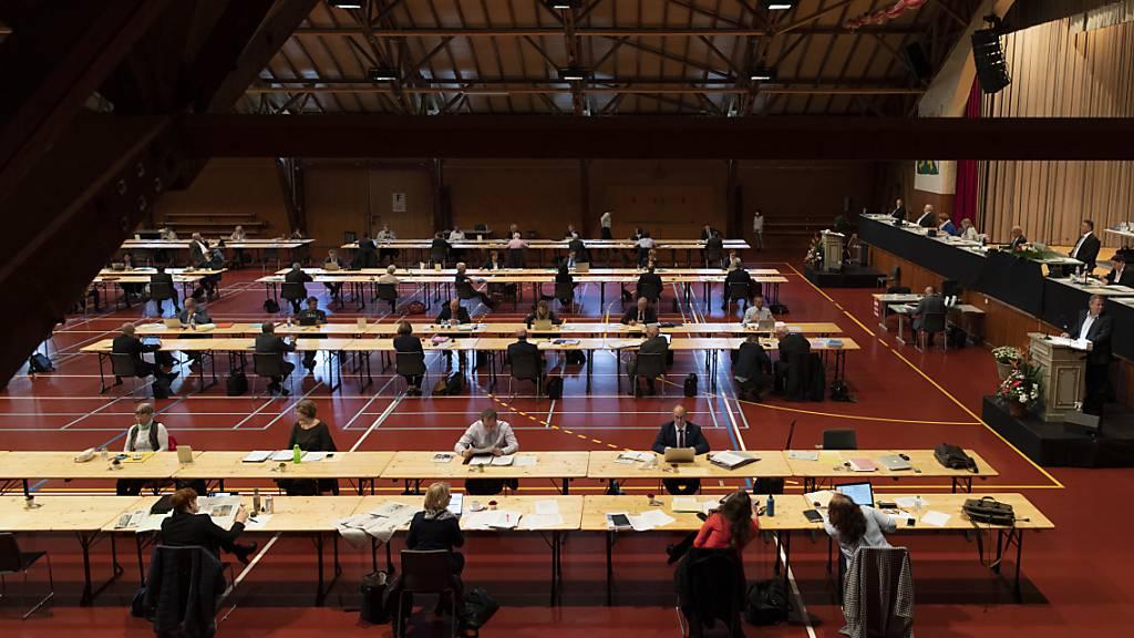Thurgauer Parlament bleibt in Frauenfeld