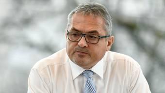 Der ehemalige Siemens-Manager Roland Fischer sagt, er spüre im Alltag keinen Einfluss von Hauptaktionär Vekselberg.