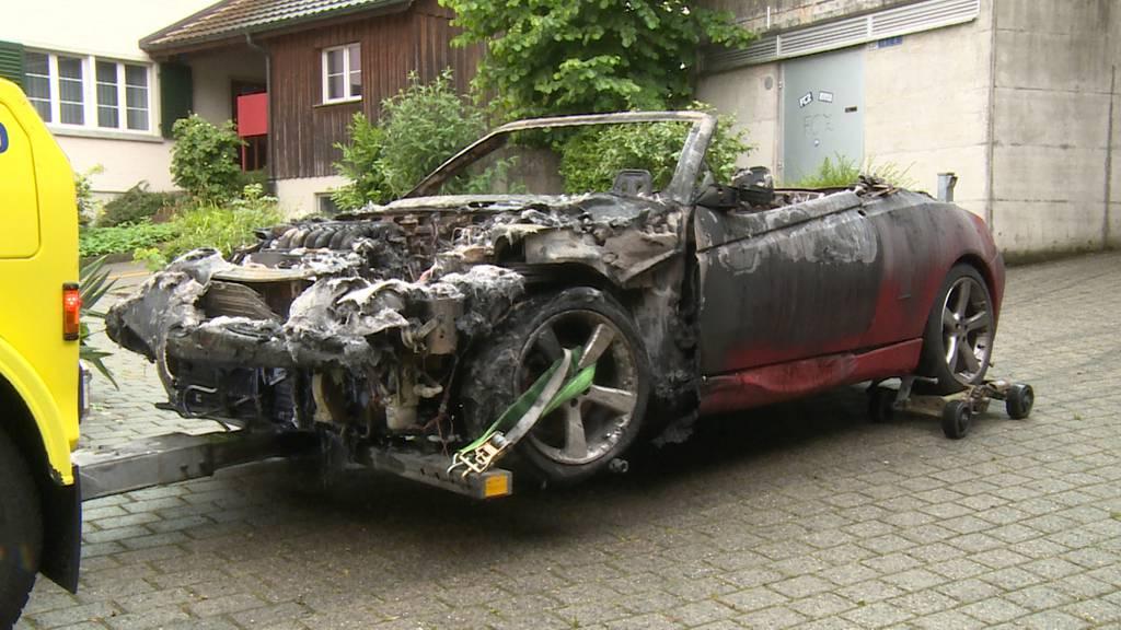 Brand in Tiefgarage verursacht hohen Sachschaden