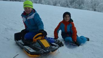 Schneereportage Ressort Brugg, 16.01.2021