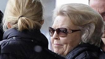 Königin Beatrix sorgt sich um ihren Sohn (Archiv)