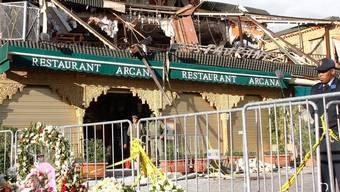 Beim Anschlag auf das Touristencafé starben zwei Touristen aus dem Tessin