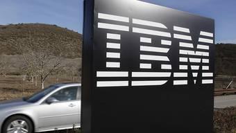 IBM verkauft Teile seines Software-Geschäfts an das indische Unternehmen HCL. (Archiv)
