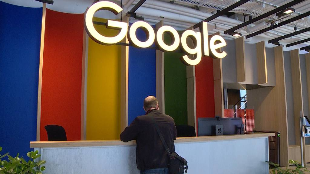 Neuer Google-Standort an der Europaallee eröffnet