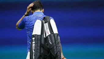 Kopie von Wawrinka besiegt Djokovic (US Open, Achtelfinal)