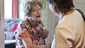 Die Senioren schätzen den Aufwand, den die Gemeinden bringen. (Symbolbild)