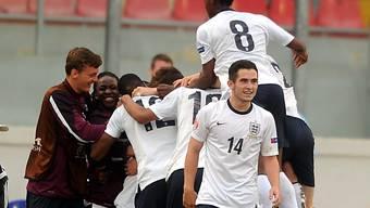 England setzte sich gegen Holland im Penaltyschiessen durch