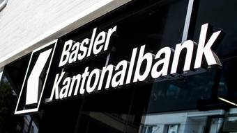 Symbolbilder Basel: Basler Kantonalbank (Schriftzug)