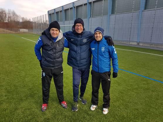 Erfolgreiche Trainer beim FC Frenkendorf