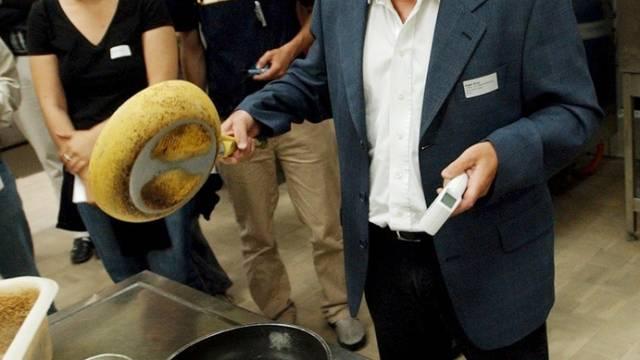 Ergebnis der Lebensmittelkontrolle wird nicht publik (Archivbild)
