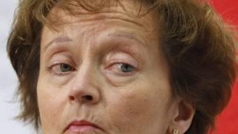Bundesrätin Widmer-Schlumpf wehrt sich (Archiv)
