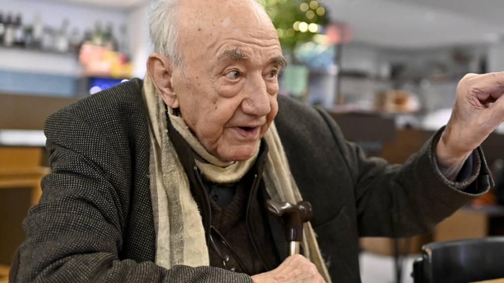 Daniel Spoerri wird 90: Esskünstler und Fallensteller
