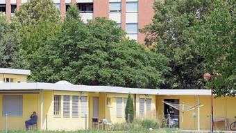 Tatort war das Bundesasylzentrum in Embrach, wo der Geschädigte bis vor wenigen Tagen lebte.
