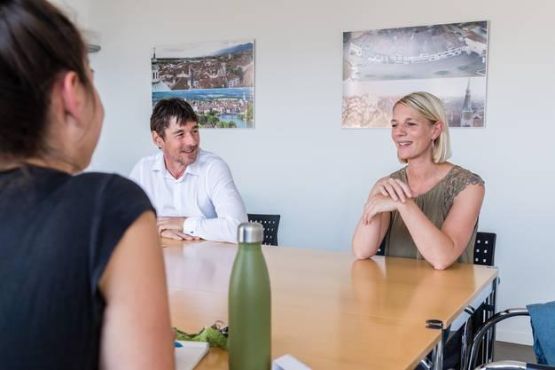 Brigitte Geiser und Hein Hohl erzählen im Gespräch von der Idee und Planung des ersten Weltmädchenfussballtages.