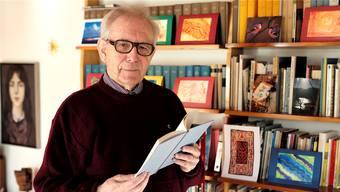 Das Schreiben war für ihn kein Hobby, sondern Existenz: Heinrich Wiesner (1925–2019) Kenneth Nars
