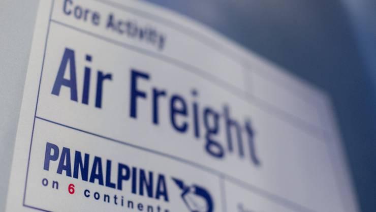 Der Logistikkonzern Panalpina erzielte 2016 weniger Gewinn, obwohl das Transportvolumen in der Luftfracht seit 2007 noch nie so hoch war. (Archiv)