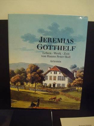 Buch zum Leben von J.Gotthelf (im Gotthelf Zentrum)