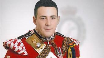 Lee Rigby, das Opfer einer brutalen Hinrichtung in London