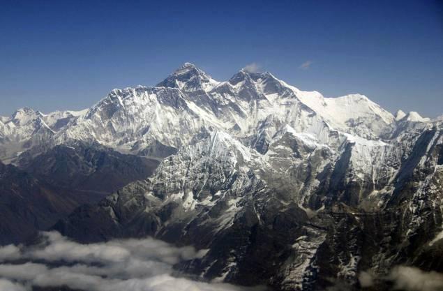 Das grosse Phänomen bei den Bergsteigern
