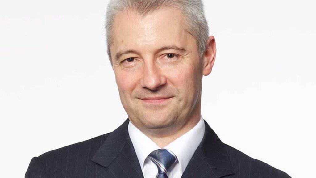 Der neue Migros-Chef Fabrice Zumbrunnen: er war als Geschäftsleiter für die kleine Migros-Genossenschaft Neuenburg-Freiburg tätig. 2012 wurde er Personal- und Kulturchef des Migros-Genossenschaftbundes. (Archiv)
