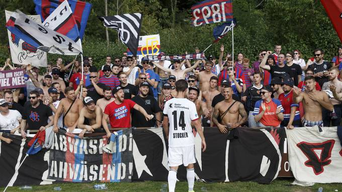 FC Pully - FC Basel (17.08.2019)