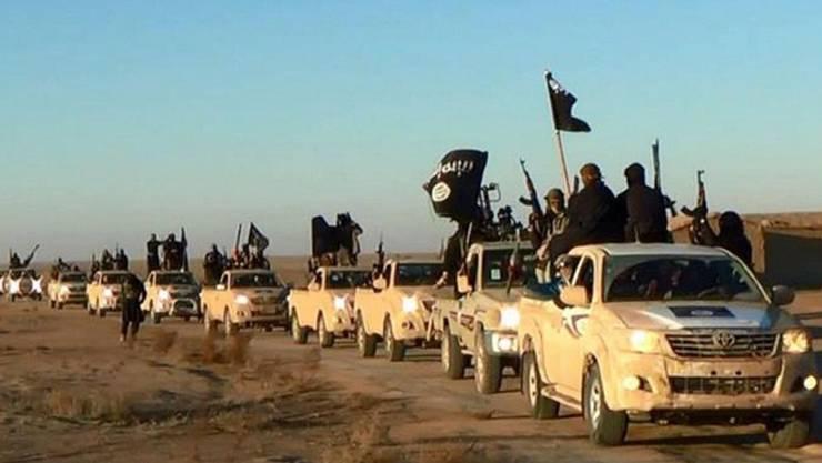 Der Beschuldigte soll Anweisungen von hochrangigen IS-Mitgliedern zur Vorbereitung eines Anschlages in der Schweiz erhalten haben. (Symbolbild)