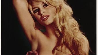 Wirft den Schauspielerinnen Heuchelei vor: Brigitte Bardot, wie sie der Fotograf Sam Levin 1959 sah.