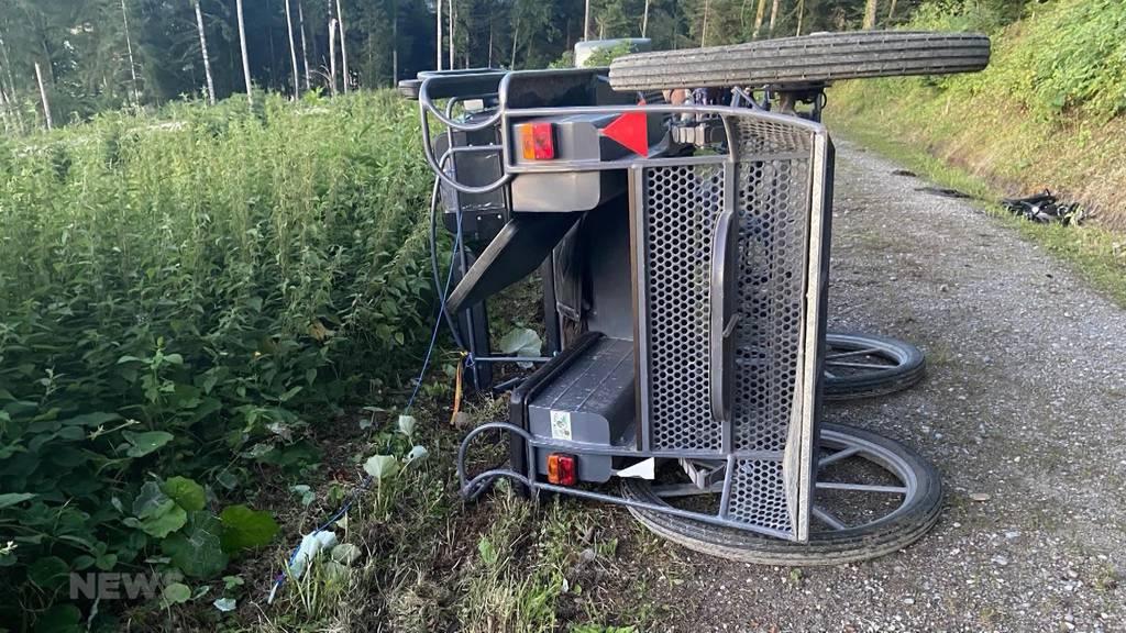 Tragischer Kutschen-Unfall: Sechs Personen verletzt und ein Pferd tot