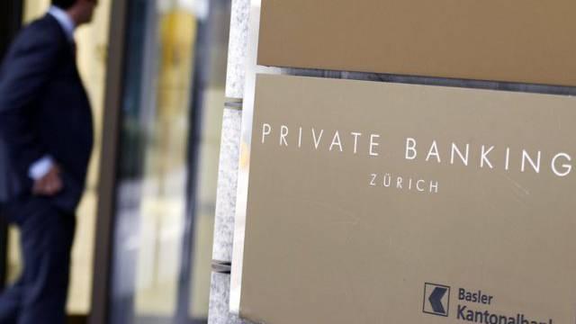 In Zürich bietet die BKB Private Banking an (Archiv)