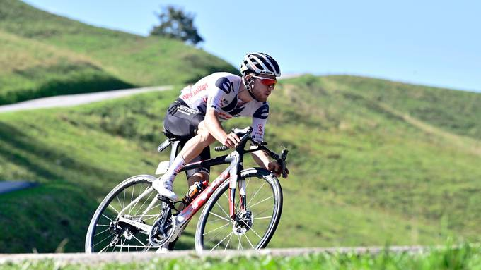 Marc Hirschi sorgte an der Tour de France für Furore.