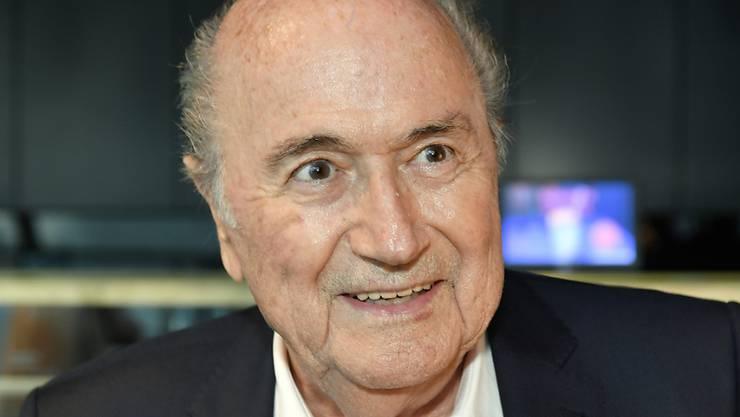 Sepp Blatter weiss noch nichts von der angeblichen Klage der FIFA gegen ihn