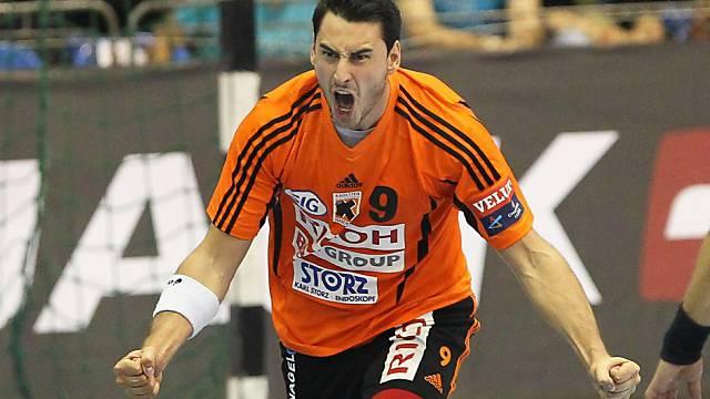 Pendic steuerte zum Sieg der Kadetten neun Tore bei