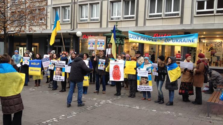 «Save people of Ukraine».